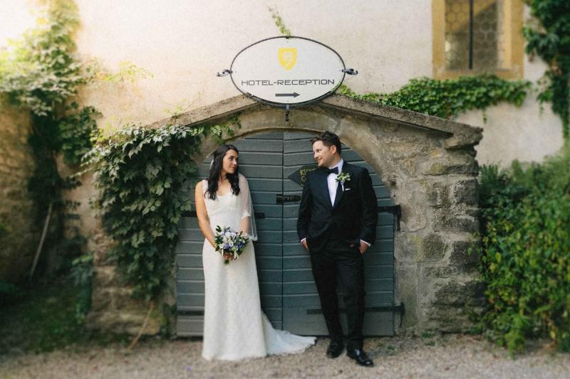 Hochzeit in Heinsheim